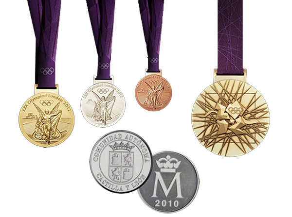medalla fabripin