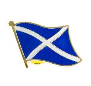 Pin personalizado bandera Escocia